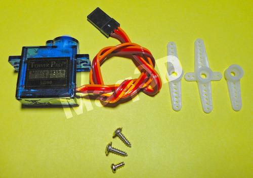 Servo motor 9g micro servo arduino impressora 3d maq3d r for Micro servo motor arduino