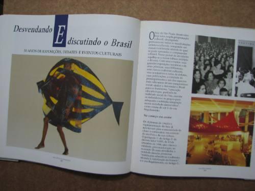 Sesc São Paulo Uma Idéia Original 50 Anos