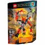 Brinquedo De Montar Lego Bionicle Protetor Do Fogo 70783