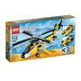 Lego 31023 Creator Veículos Amarelos De Competição 3in1