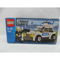 Lego City 7236 Polícia 2005 Lacrado.