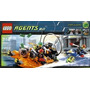 Lego Agents 2.0 Cod 8968 Raridade