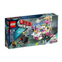 Uma Aventura Lego Movie 70804 Maquina De Sorvetes Cone 344pç