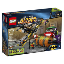 Lego Superheroes 76013 Batman The Joker Steam Roller - 486pç