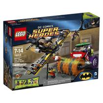 Lego Superheroes 76013 Batman The Joker Steam Roller - 486pç