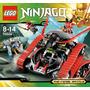Lego 70504 Ninjago Tanque Devastador