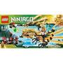 Lego Ninjago 70503 The Golden Dragon 252pçs
