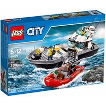 Lego City 60129 Lego City, Police, Patrol Boat