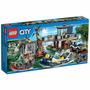 Lego City 60069 - Delegacia Da Polícia Do Pântano!