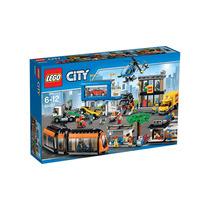 60097 Lego City City Square Lançamento 1683 Pcs
