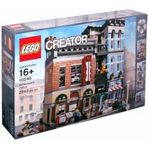Lego Creator 10246 Escritório De Detetives! Novo, P.entrega!