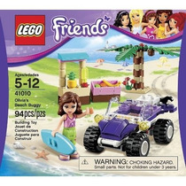 Lego Friends Olivia Beach Buggy