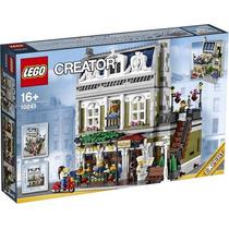 Lego City 10243 Parisian Restaurant, Novo, Pronta Entrega!
