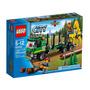 Lego City - Caminhão De Transporte De Madeira (60059)