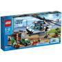 Brinquedo Lacrado Lego City Vigilância De Helicóptero 60046