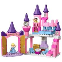 Lego Duplo Disney Princess - O Castelo Da Cinderela 6154