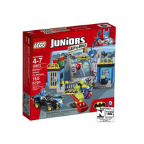 Lego 10672 - Lego Juniors - Ataque Da Batcaverna - Batman
