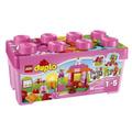 Lego Duplo Tudo Em Um Conjunto Cor De Rosa 10571