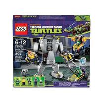 Lego Teenage Mutant Ninja Turtles Baxter Robot Rampage