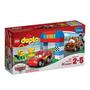 Lego Duplo Cars Disney Corrida Carros Relâmpago Mcquen 10600