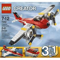 Lego Creator 3 Em 1 Super Avioes - 7292