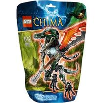 Brinquedo Novo Lacrado Lego Chima Chi Cragger 70203