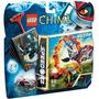Brinquedo Novo Lego Chima Speedorz Anel De Fogo 70100