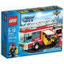Brinquedo Lego City Caminhão De Combate Ao Fogo 60002