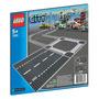 Brinquedo Novo Lacrado Lego City Retas E Cruzamento 7280