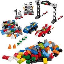 Balde Lego 10673 Com 350 Peças Rally De Carros De Corrida