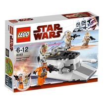 8083-1 Lego Star Wars Rebel Trooper Battle Pack