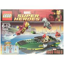 Lego Super Heroes 76006 Homem De Ferro 3 - Marvel