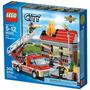 Brinquedo Novo Lacrado Lego City Incêndio 60003