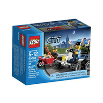 60006 - Lego® City - Off-road De Polícia