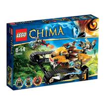 Lego Chima Lutador Real De Laval - 70005 - 401 Peças