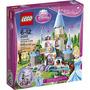 Lego 41055 - Lego Disney - O Castelo Romântico Da Cinderela
