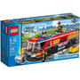 Lego City 60061 - Caminhão De Combate Ao Fogo No Aeroporto