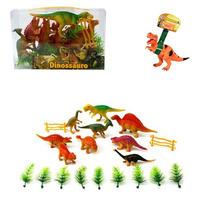 Brinquedo Infantil Dinossauro Peças