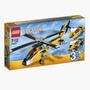 Novo Lego Creator Veículos Amarelos De Competição 31023