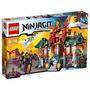 Brinquedo Novo Lego Ninjago Combate Por Ninjago City 70728