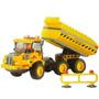 Caminhão Basculante-181 Peças Para Montar-similar Lego
