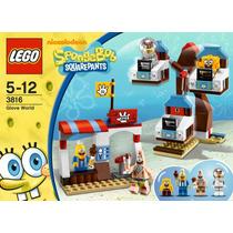 Lego Bob Esponja, Sete Completo Novinho Usado