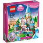 Lego 41055 Castelo Romântico Cinderella Princesas Disney Nf