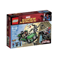 Lego Super Heroes 76004 Spider Cycle Chase 207 Peças