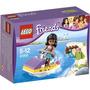 Brinquedo Novo Lacrado Lego Friends Moto Aquática 41000