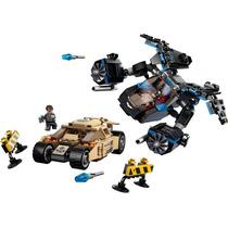Decool Lego Super Heroes Dc Batman Contra Bane 368 P