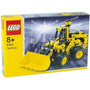 Lego Technic 8453, Escavadeira, Usado