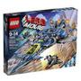 Lego 70816 - Lego Movie - Nave Espacial De Bene - 940 Peças