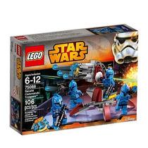 Lego Star Wars Senate Commando Troopers (75088)