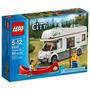Lego City 60057 Trailer Com 195 Peças
